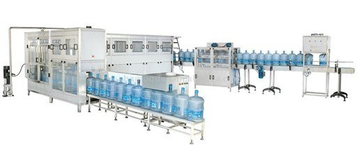 5 Gallon Water Bottle Machine Equipment for Small Manufacturing Machines (Sunswell)