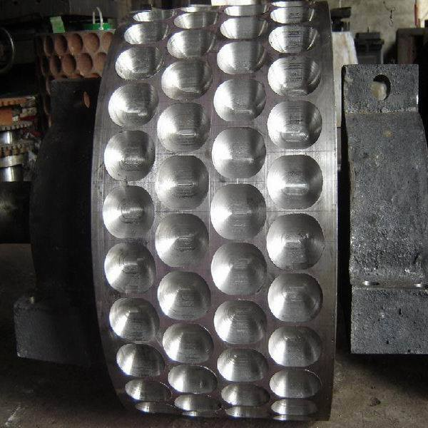 High Pressure Ball Press Machine / Briquette Making Machine