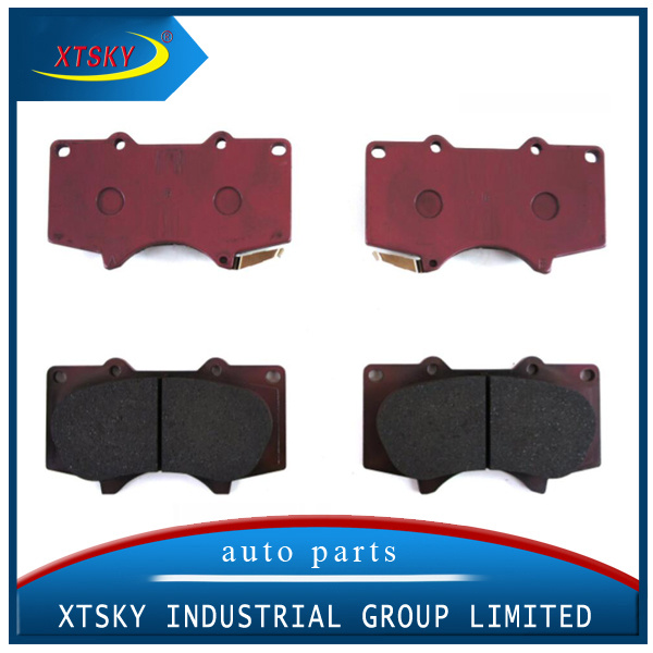 High Quallty Brake Pad 04465-35290 with Brand