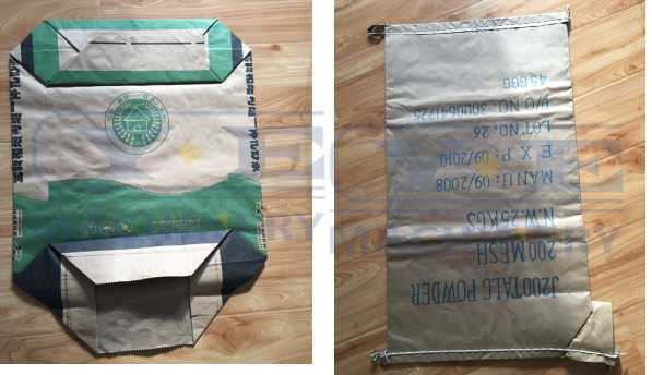 sac en papier de ciment multiwall tube qui fait de la machine avec l 39 impression sac en papier. Black Bedroom Furniture Sets. Home Design Ideas