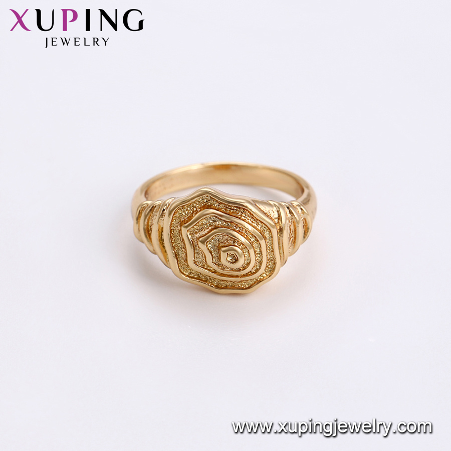 11353 Top Design Beautiful Crystal Gold Jewelry Finger Ring Design ...