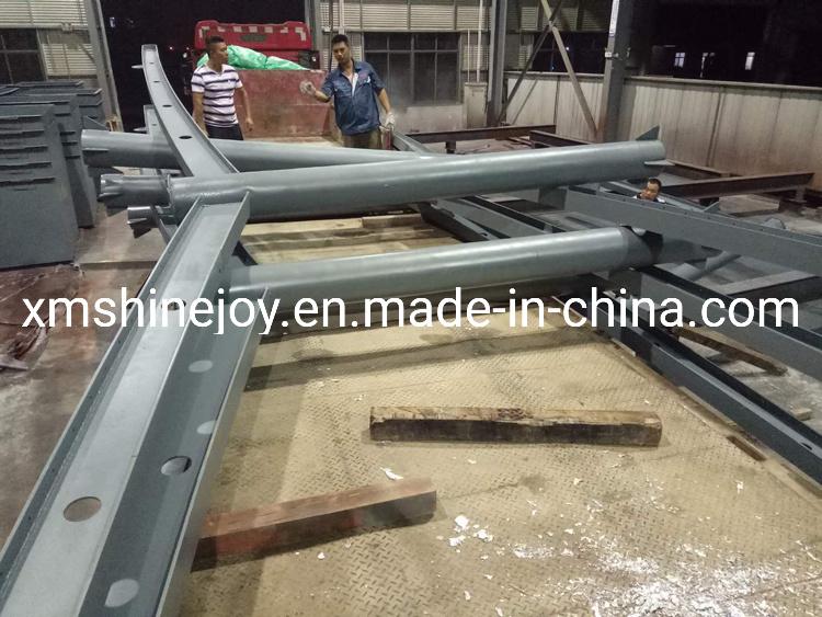 Steel Structure Garage for Car or Motorbike