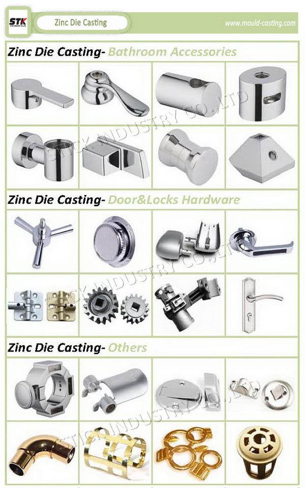 Zinc Alloy Lock Parts for Window /Door /Furniture (STK-ZDL0010)