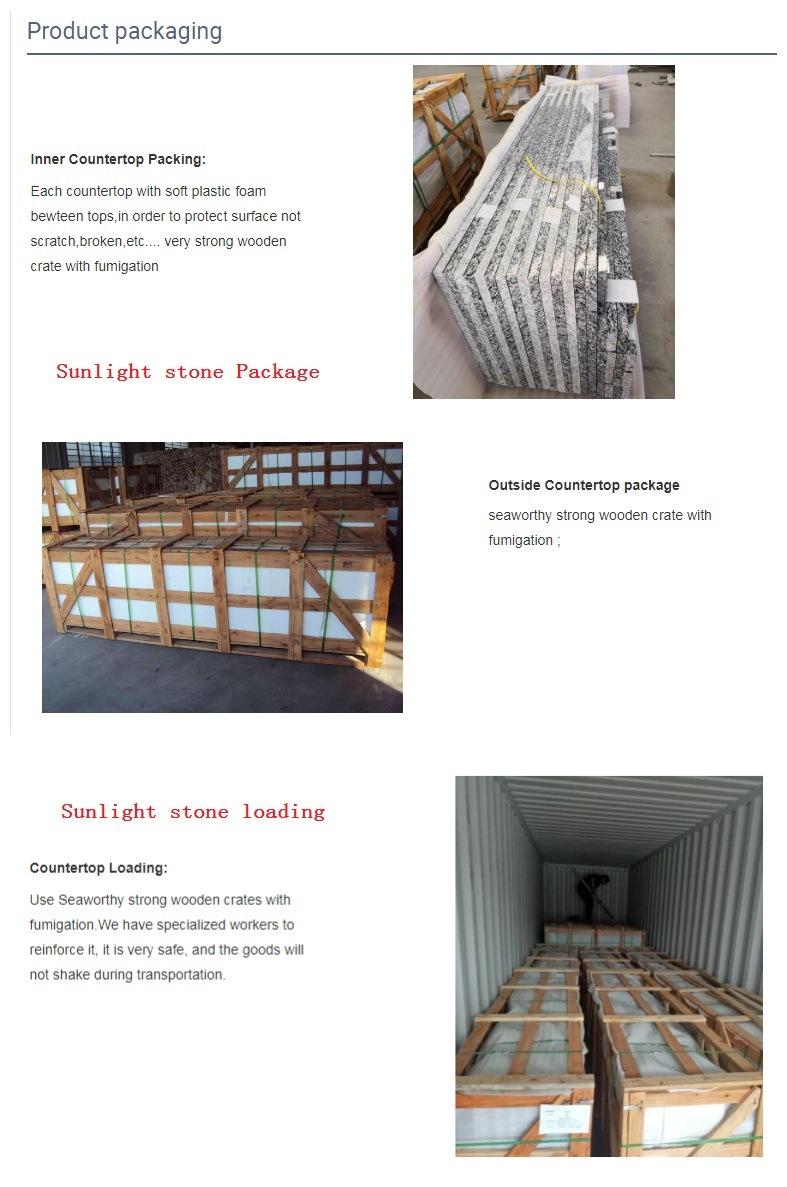 Cheap High Quality Customize White/Black/Grey/Beige/Yellow/Blue Granite/Marble/Quartz Stone Kitchen Bathroom Eased/Laminate/Bullnose Vanity Island Countertops