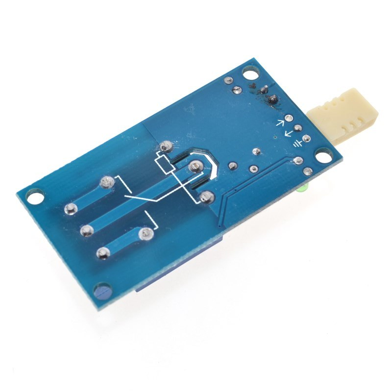 Official Smarian White Humidity Sensor Head 5V/12V Relay Module Switch  Humidity Switch Module for Arduino Kit