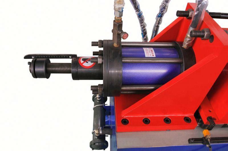 Hydraulic Pressure Safety : 기계를 형성하는 sg nc 수압 안전 금속 관 끝