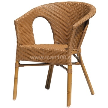 PE Patio Café sillas de mimbre (RC-06014) – PE Patio Café sillas de ...