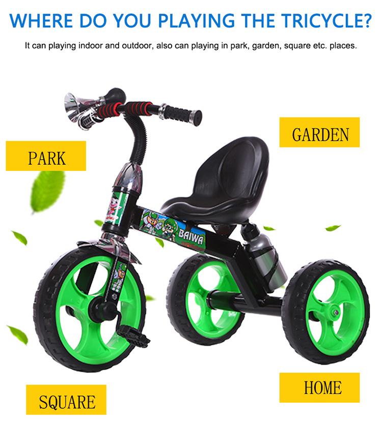 Hot Popular Bike 3 Wheel Sale In India For Children China 3 Wheel