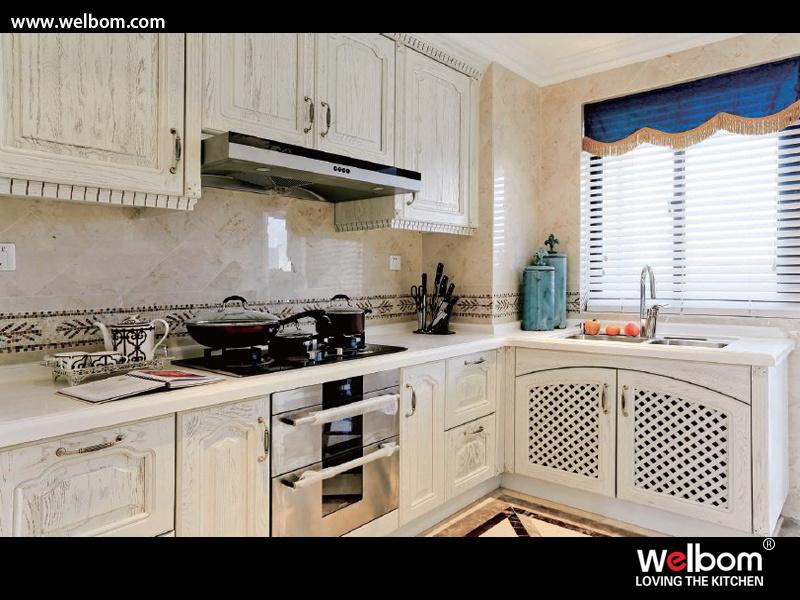 La calidad de diseño italiano clásico Muebles de Cocina – La calidad ...
