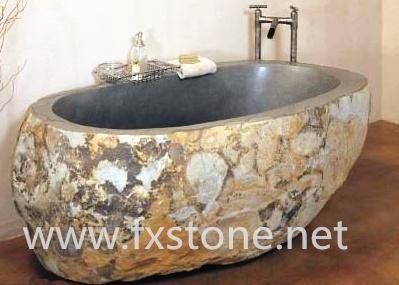 Riempire La Vasca Da Bagno In Inglese : Vasca da bagno del granito o della pietra intagliata mano u vasca