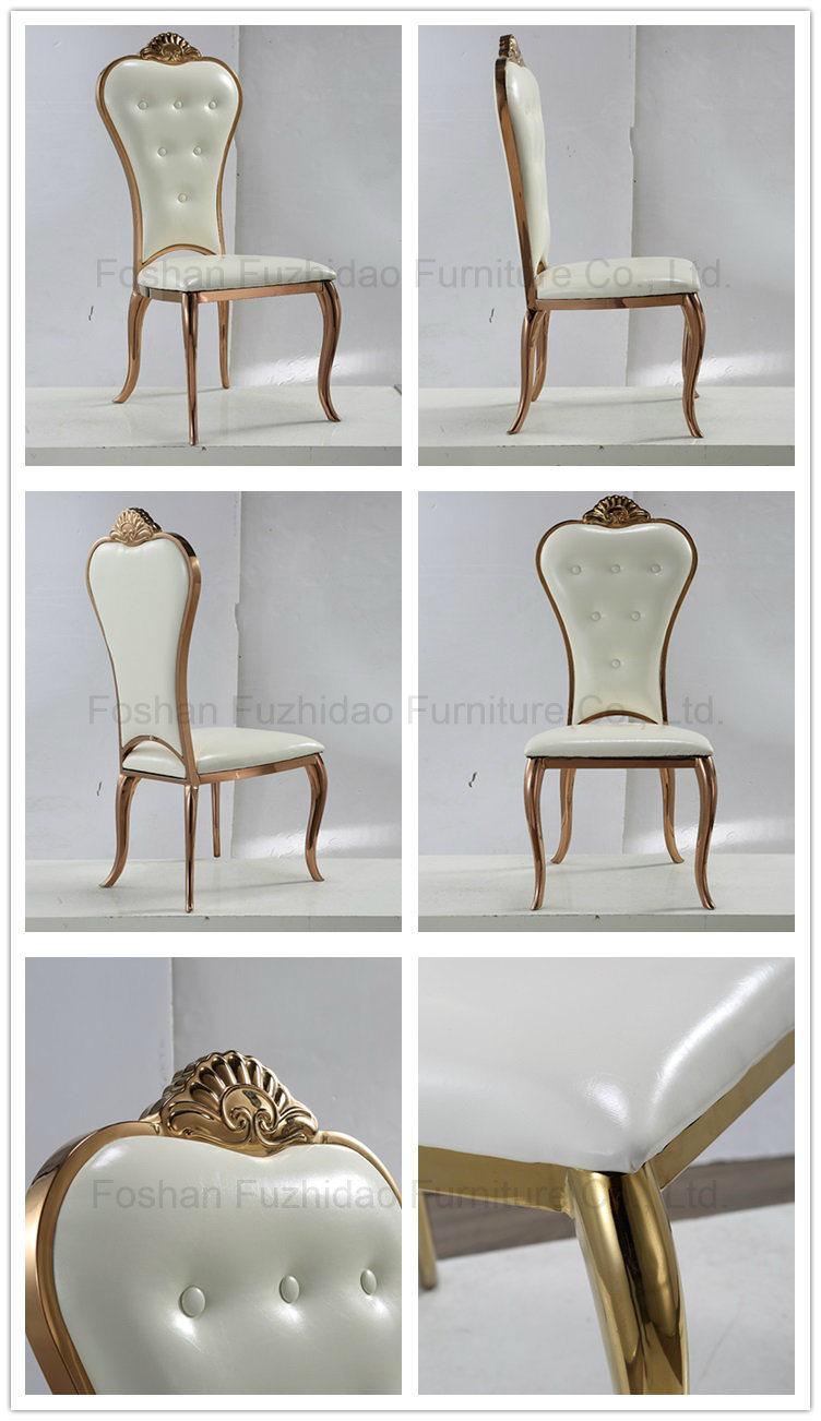 Meilleur prix en acier inoxydable banquet chaise en cuir for Meilleur prix pour hotel