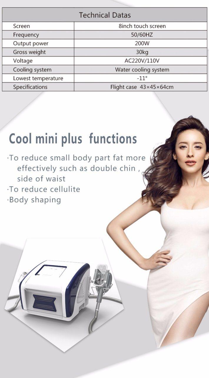 6a1f4eb145 Cryolipolysis Freezing Fat Weight Loss Body Slimming Beauty Machine ...