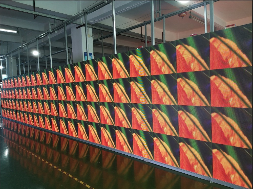 P2.5mm/P2.6mm/P2.9mm/P3.91mm/P4.81mm/P5.95mm Indoor/Outdoor SMD Event/ Rental Advertising Full Color LED Display Screen