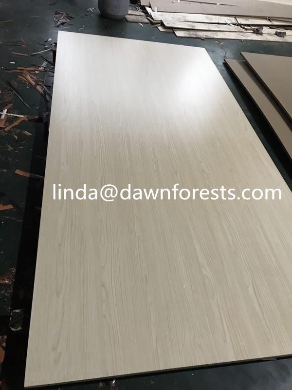 Paper Faced Plywood ~ Mm papel de melamina enfrentados madeira contraplacada