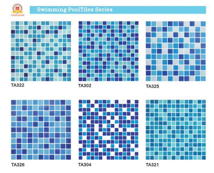 Piscina Azul Mosaico Mosaicos De Vidro Barato Mosaico Da F Brica Chinesa Piscina Azul Mosaico