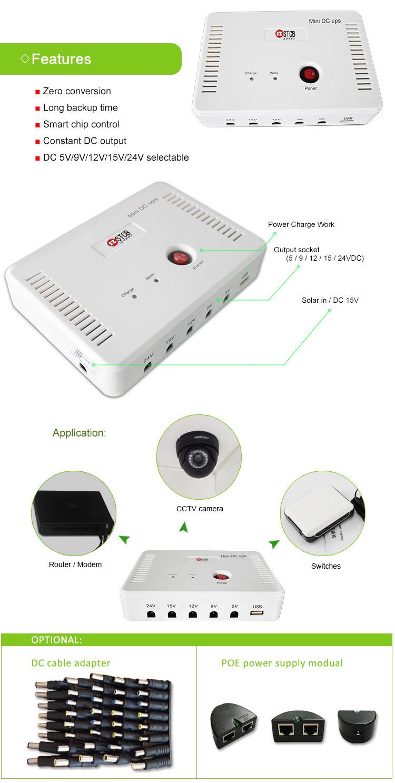 Circuito Ups 12v : Mini eco ups dc v v w para el router u mini eco ups dc v