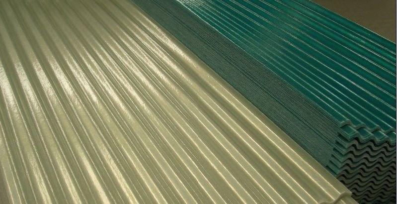 Folha De Metal Corrugado Fibra De Telha Painel Do