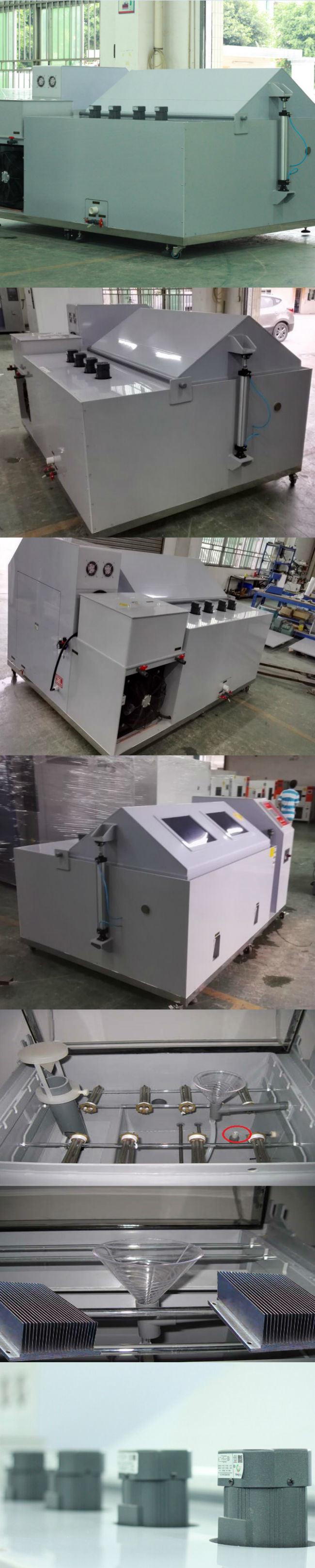 Astmb117 Temperature Humidity Compound Salt Spray Cyclic Corrosion Test Chamber