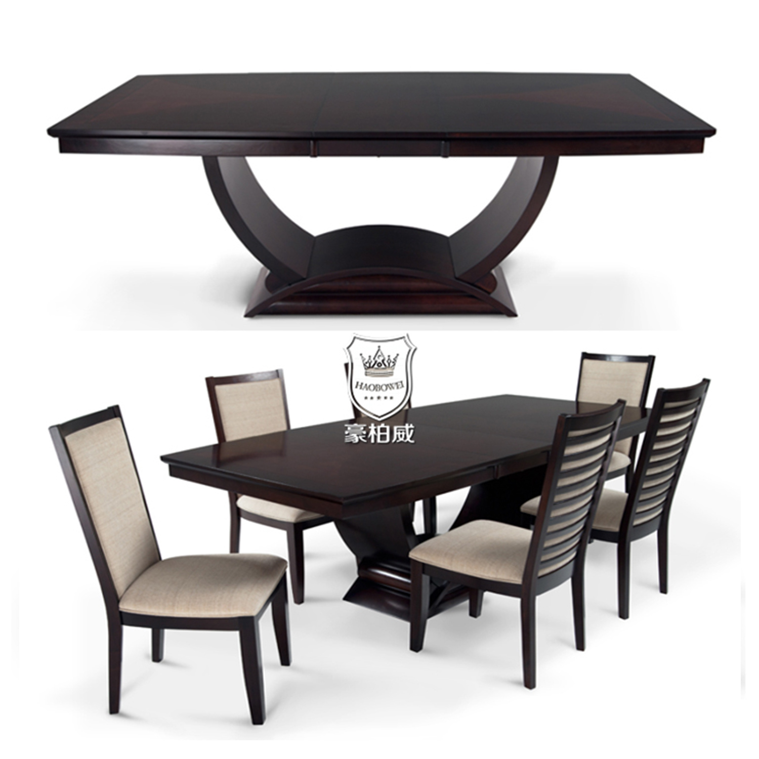 Dining Table Set Unit Furniture, Wooden Dining Room Table And 8 Chairs