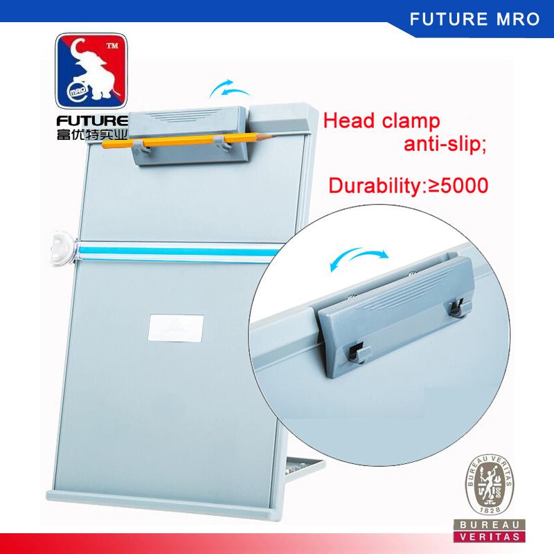 Item Name Doent Adjule Book Copy Holder Desk Paper Stand Letter Typing Angel Sheet Model Number Fjl753 Material High Quality Abs Size 35x23cm
