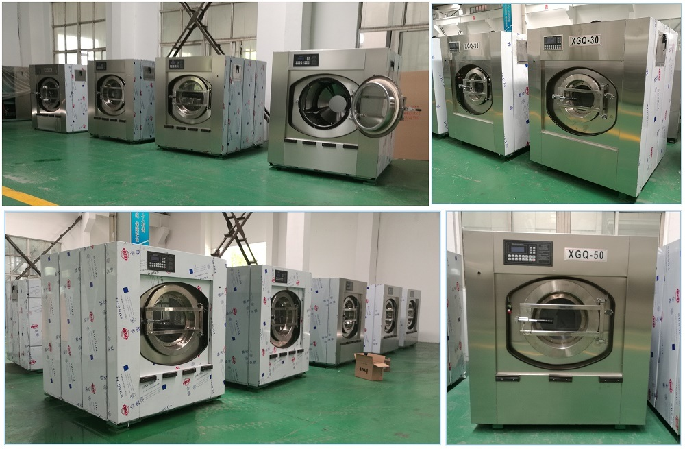 Smart Expo Industrial Laundry Machine Commerical Washing