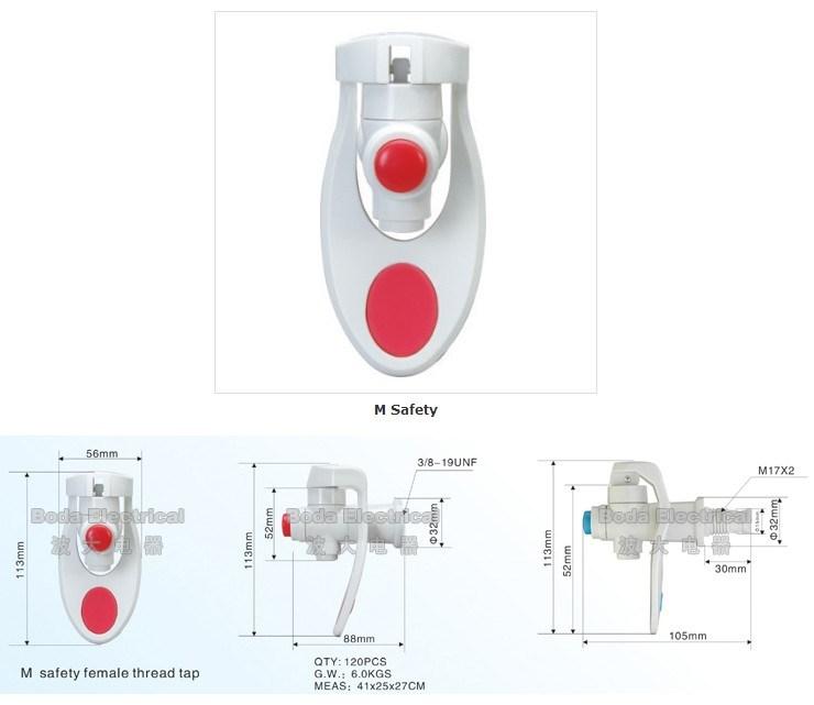 Distributeur en plastique pour l 39 eau du robinet de la - Appareil pour filtrer l eau du robinet ...