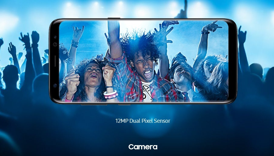 Retail Original Used Samsung Galaxy S8 Edge S8 Plus Mobile Phone