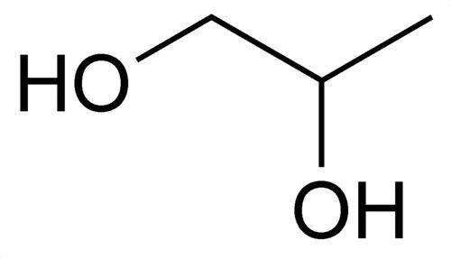 CAS No. 57-55-6 with USP Grade 99.9% Propylene Glycol or 1, 2-Propanediol (PG)