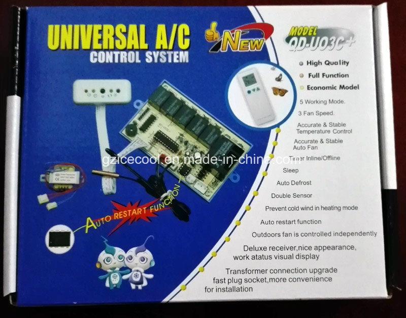 qunda brand auto restart qd u03c universal air conditioner control rh m made in china com