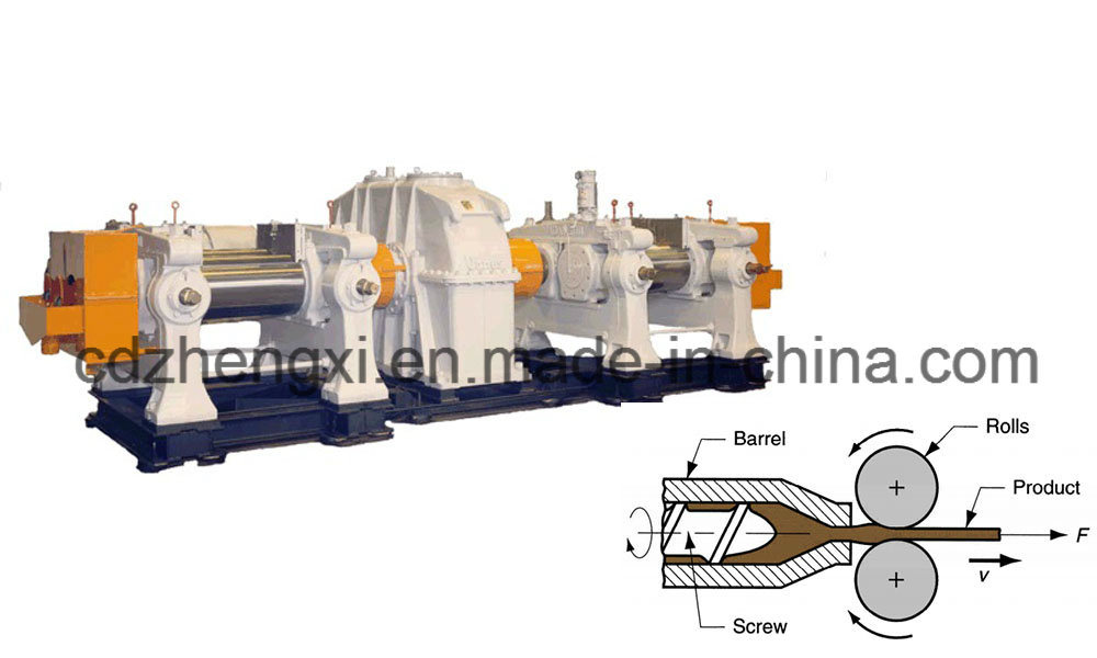 Hydraulic Vulcanizing Press for Rubber with Ce ISO 9001