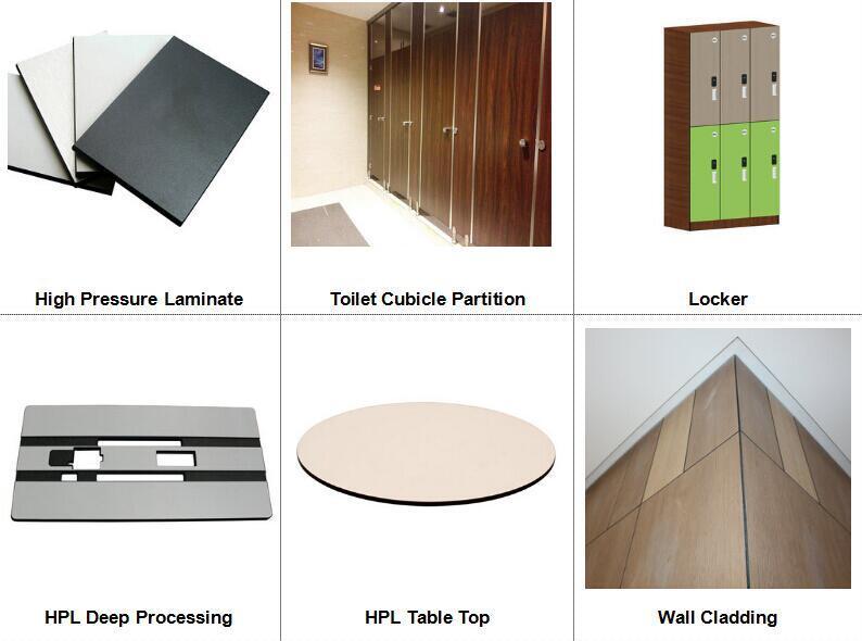 hpl panneau stratifi compact couleur personnalis e hpl panneau stratifi compact couleur. Black Bedroom Furniture Sets. Home Design Ideas