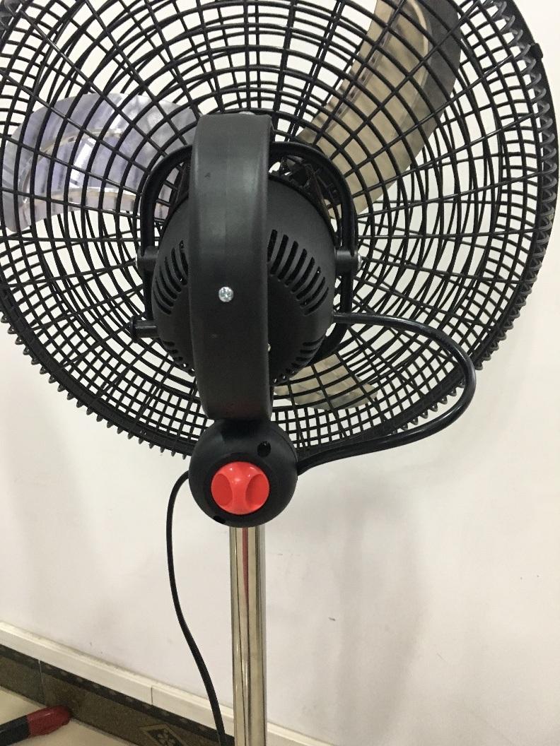 China Ventilador Industrial Giratoria De 360 Grados