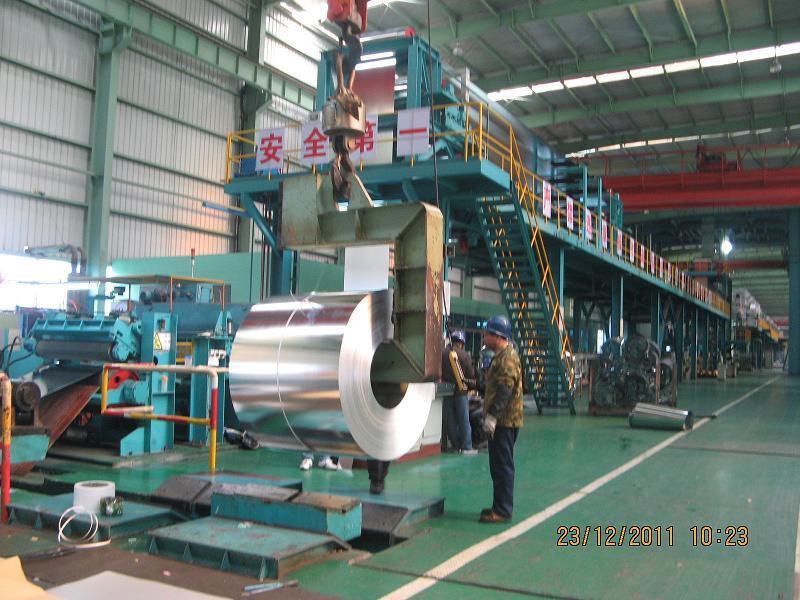 Galvanized Steel Coil (DC51D+Z, DC51D+ZF, St01Z, St02Z, St03Z)
