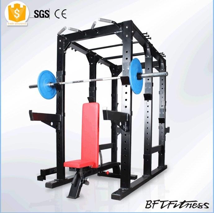 Hammer Strength Body building Crossfit en cuclillas Rack – Hammer ...