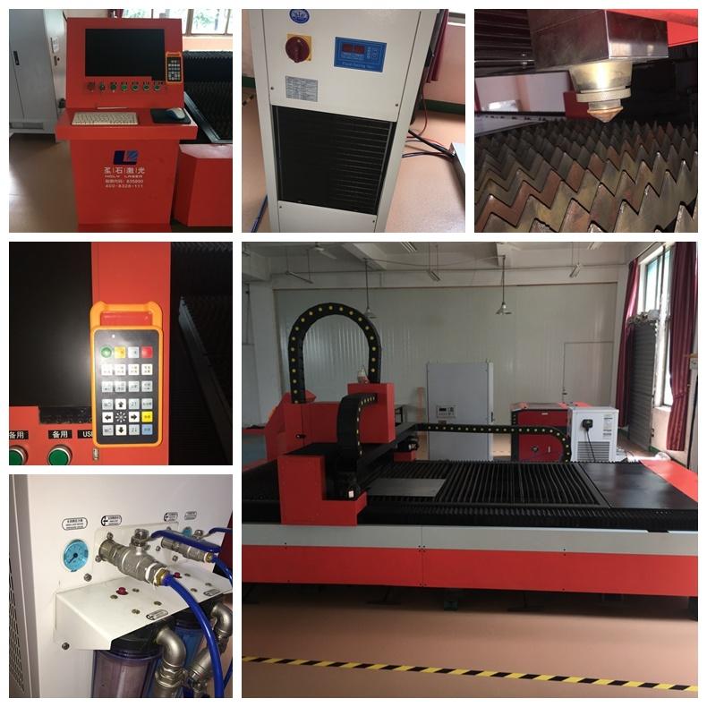 6060 Fiber CNC Mini Small Sheet Metal Stainless Steel Laser Cutting Machine