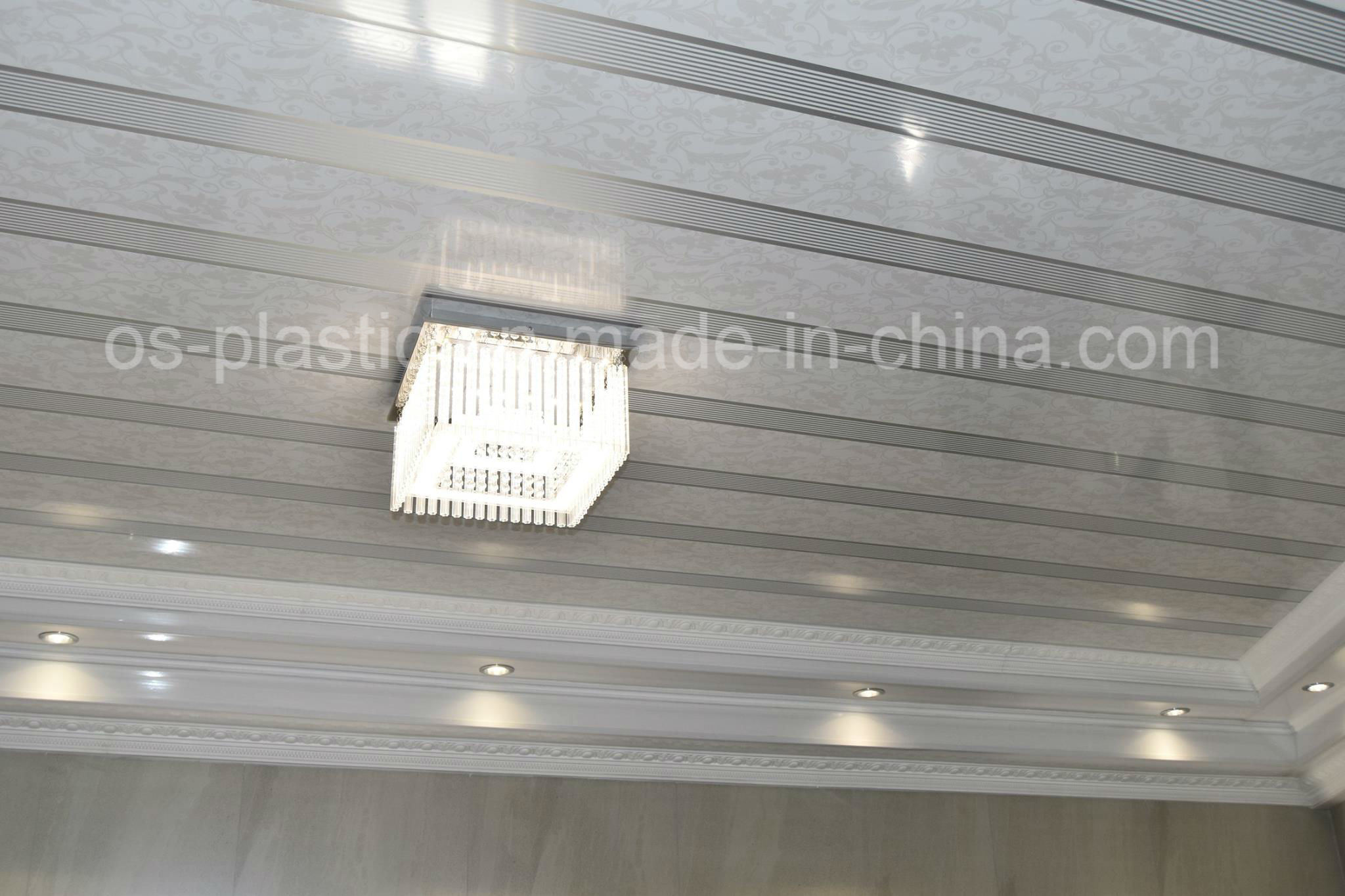 professional width 300mm pvc ceilings south africa pvc wall panels
