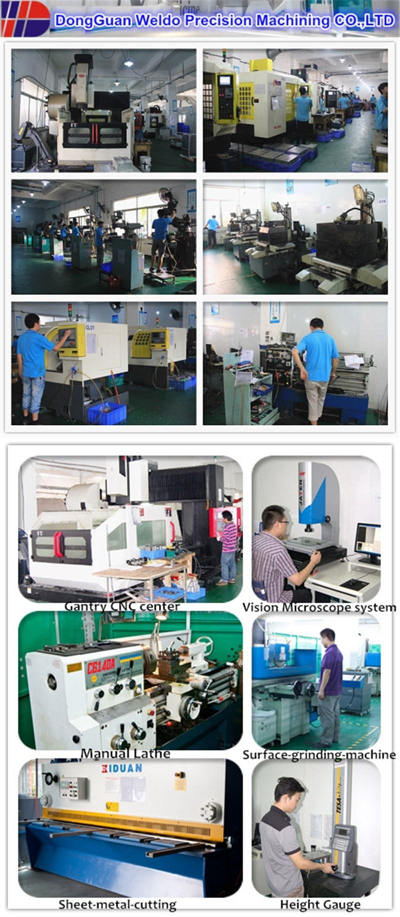 Precision Custom Plastic Metal Steel Turning Aluminium CNC Machining Part
