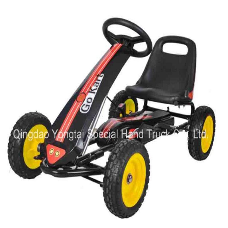 Pedal de Kids Go Kart con espuma de poliuretano ruedas de sólidos ...