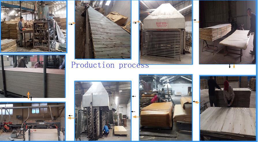 Furniture Grade Bintangor Plywood with Poplar Core