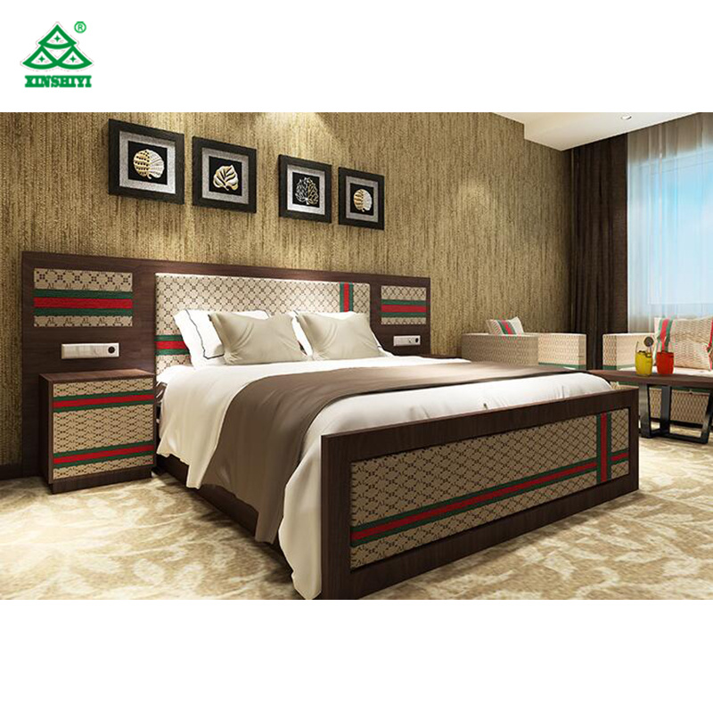 Luxury Wooden Royal Furniture King Size, King Size Bed Furniture