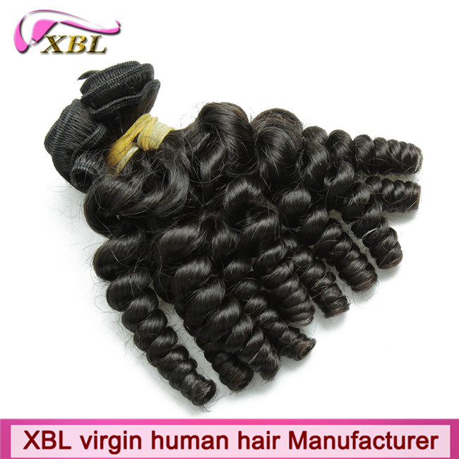 Brazilian Virgin Human Hair Different Types Of Curly Weave Hair