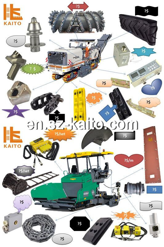 Wirtgen Ht2 Ht3 Ht11 Milling Tool Holder