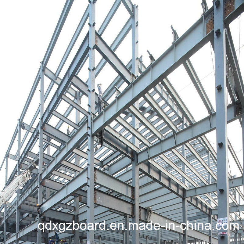 High Quality Building Materials Steel Structure Warehouse/Workshop 005