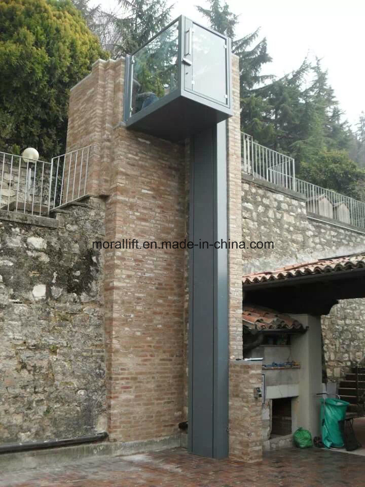 Elevatore accessibile sedia a rotelle idraulica dell for Handicapped accessible homes for sale