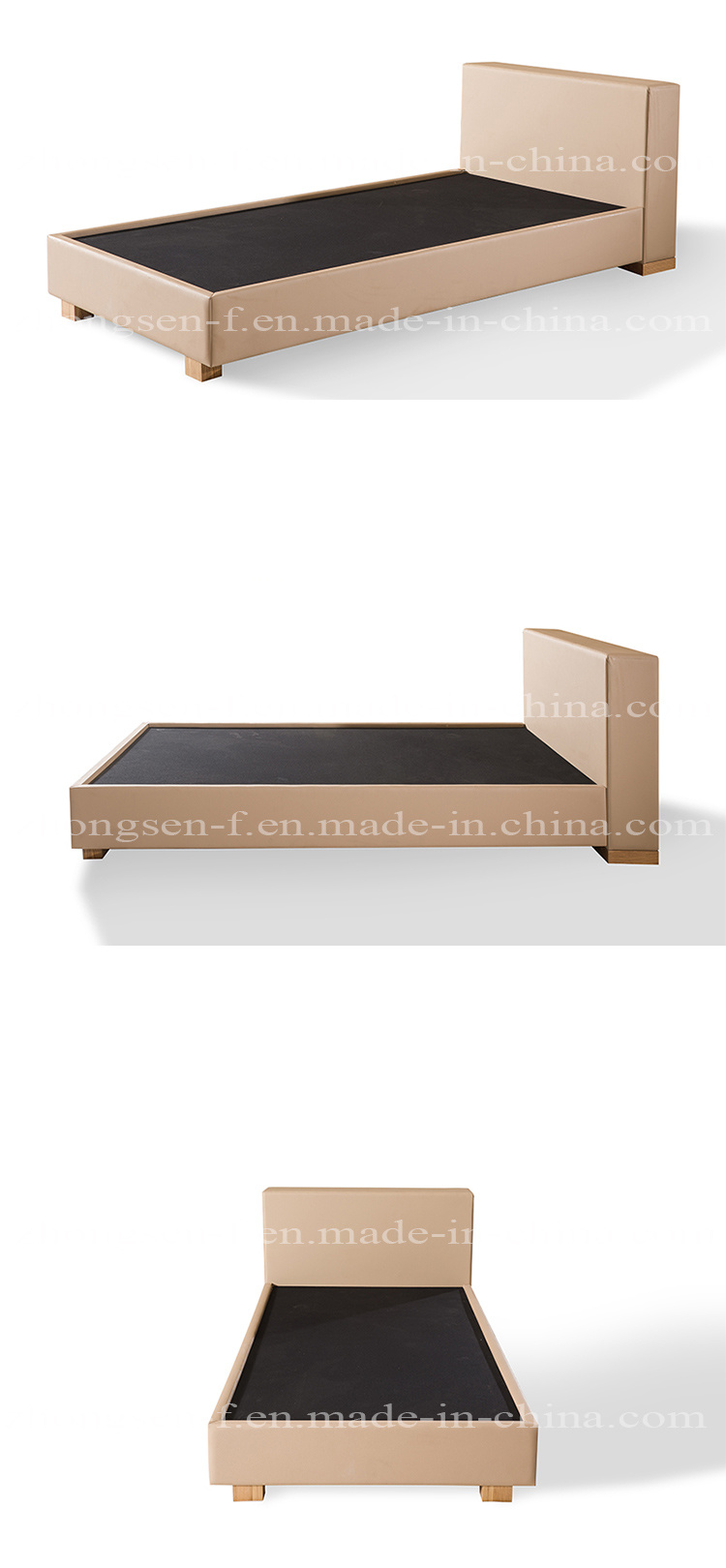 Muebles de Foshan barata marco de la cama Queen Marco para la venta ...