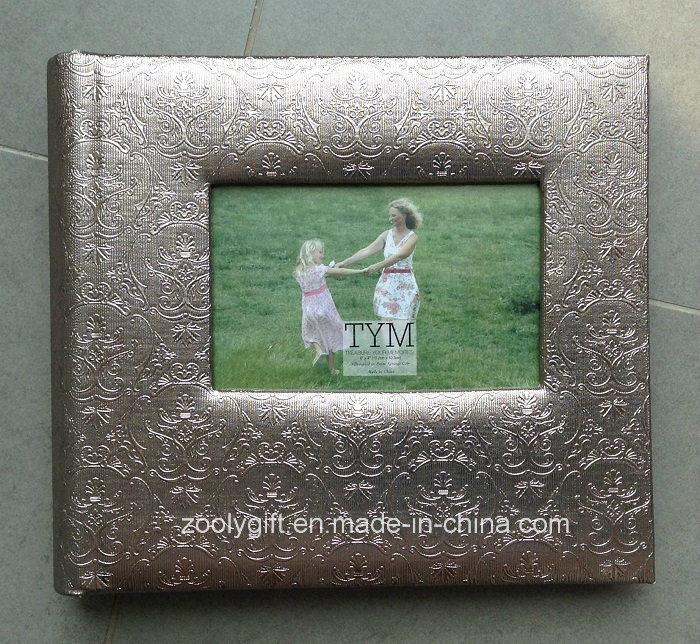 200 Fotos 4X6 de cuero de textura Álbumes de fotos con ventanas de ...