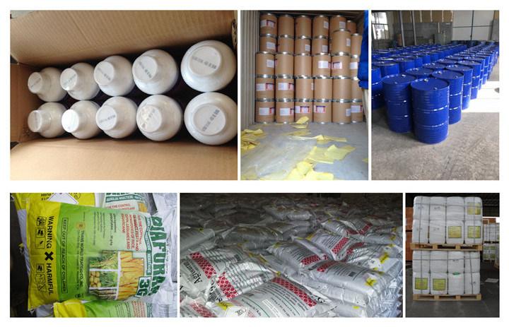 Manufacturer Pyrimethanil 95%TC, 400g/l SC, 75% WDG fungicide for gray mold
