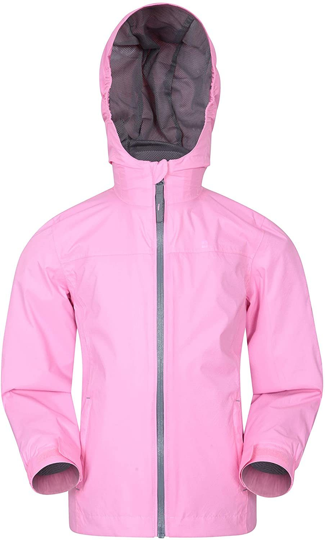 Kids Waterproof Rain Jacket - Taped Seams Raincoat, Lightweight,  Breathable, Girls & Boys Rainwear - China Rain Coat and Raincoat price    Made-in-China.com