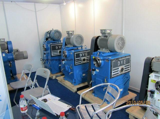 La pompe piston rotatif utilis pour le s chage sous for Scellement chimique temps de sechage