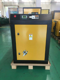 VSD Energy Saving Screw Air Compressor (15-315KW)